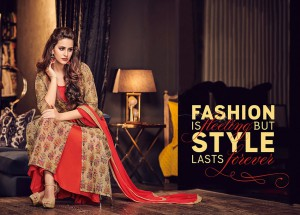 Printed Salwar Suits Online
